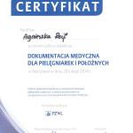Dokumentacja medyczna dla pielęgniarek i położnych 2014