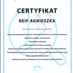 certyfikat Prelekcje_Katowice 2015